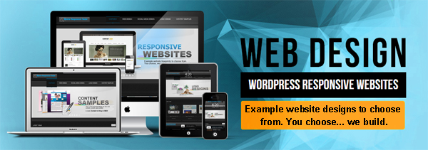 Browse through our mobile-responsive website designs.