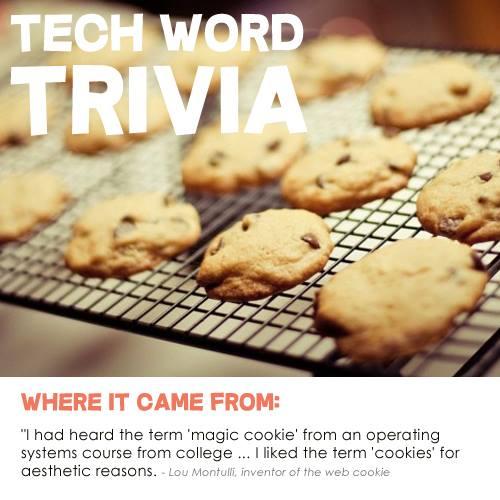 tech trivia cookies