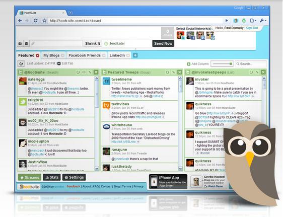 HootSuite-internet-tools
