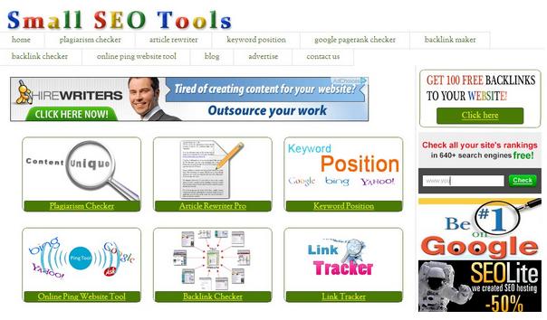 SEO-internet-tools