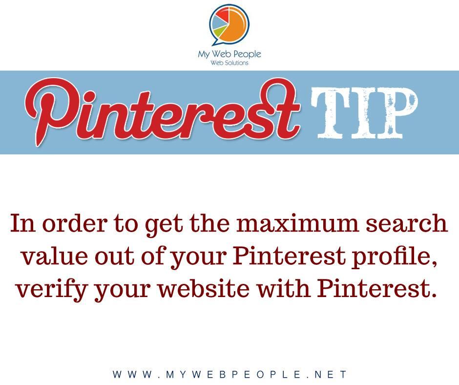 pinterest social media tip