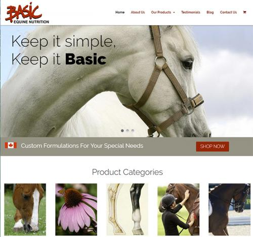 Basic Equine Nutrition
