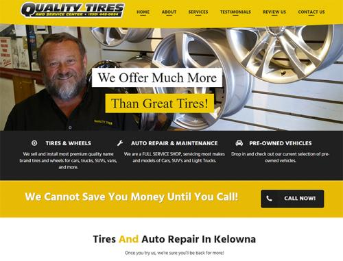Quality Tires & Service Centre