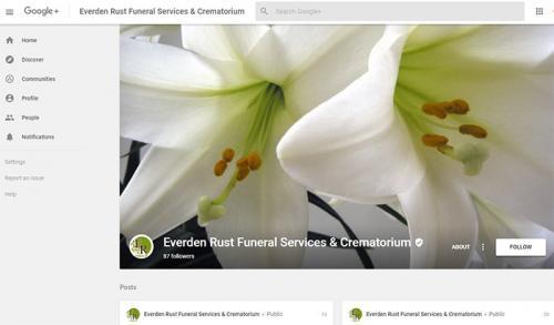 Everden Rust Funeral & Crematorium